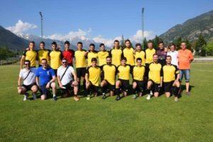 Squadra sezionale calcio 11 - Aia Bra