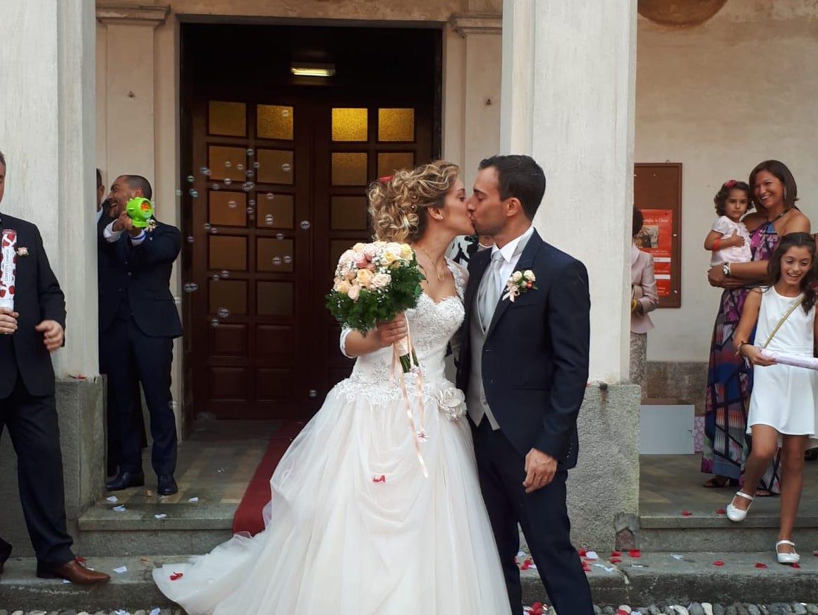 Sara e Fabio Sposi